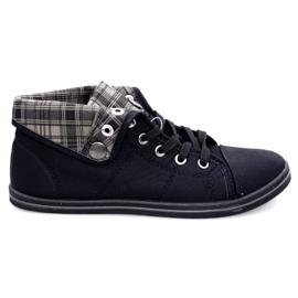 Sneakers alte Konwers DD52 Nere nero