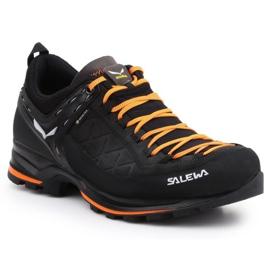 Scarpe Salewa Ms Mtn Trainer 2 Gtx M 61356-0933 nero
