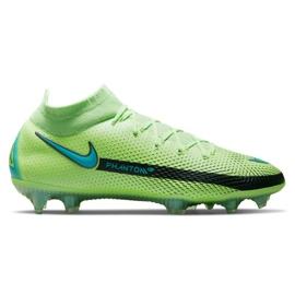 Scarpa da calcio Nike Phantom Gt Elite Dynamic Fit Fg M CW6589 303 multicolore verde