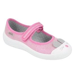Scarpe per bambini Befado 208X045 rosa