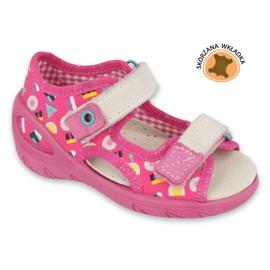 Scarpe per bambini Befado pu 065X153 rosa