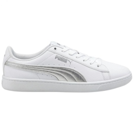 Puma Vikky v2 Metallic W 380667 01 bianco