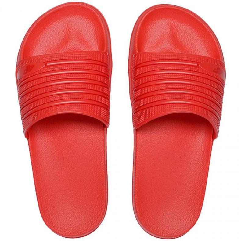 Pantofole 4F L H4L21 KLD001 62S rosso
