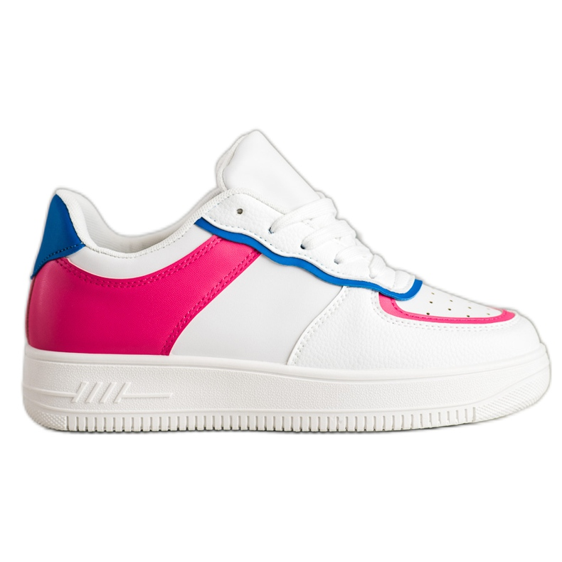 SHELOVET Scarpe sportive alla moda bianca