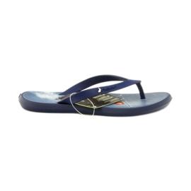Marina Infradito blu navy infradito per bambini scarpe infradito Rider 1307