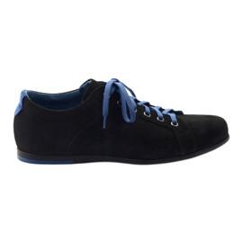 Scarpe sportive da uomo Pilpol C191 nere