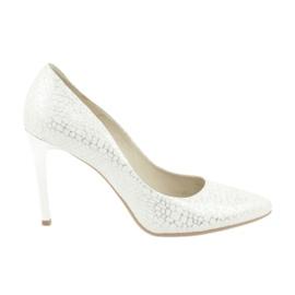 Scarpe da donna Espinto 456/67 bianco