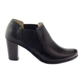 Gregors 553 scarpe nere da donna nero