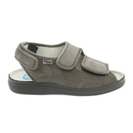 Sandali per diabetici Befado 676d006 grigio