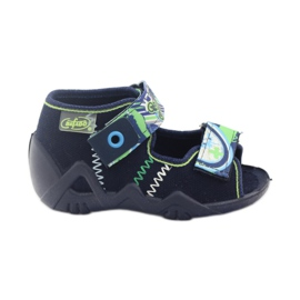 Sandali per pantofole Befado per bambini 250p058