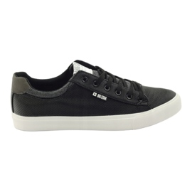 Sneakers da ginnastica Big Star 174004 cz nero