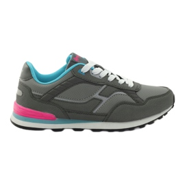 American Club Athletic American C1 grigio da jogging