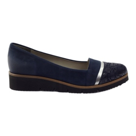 Edeo Lordsy Melegranate Navy 2325