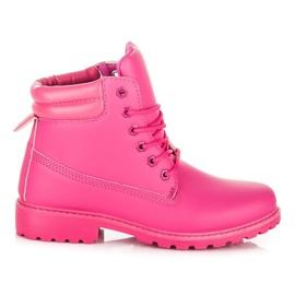 Seastar Stivali da donna Trapper rosa