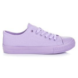 Seastar Sneakers viola porpora
