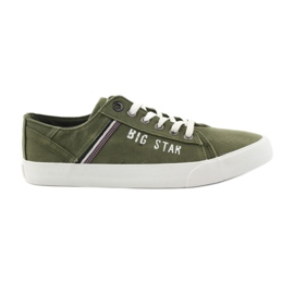 Big Star Sneakers grandi star 174315 sneakers color kaki verde