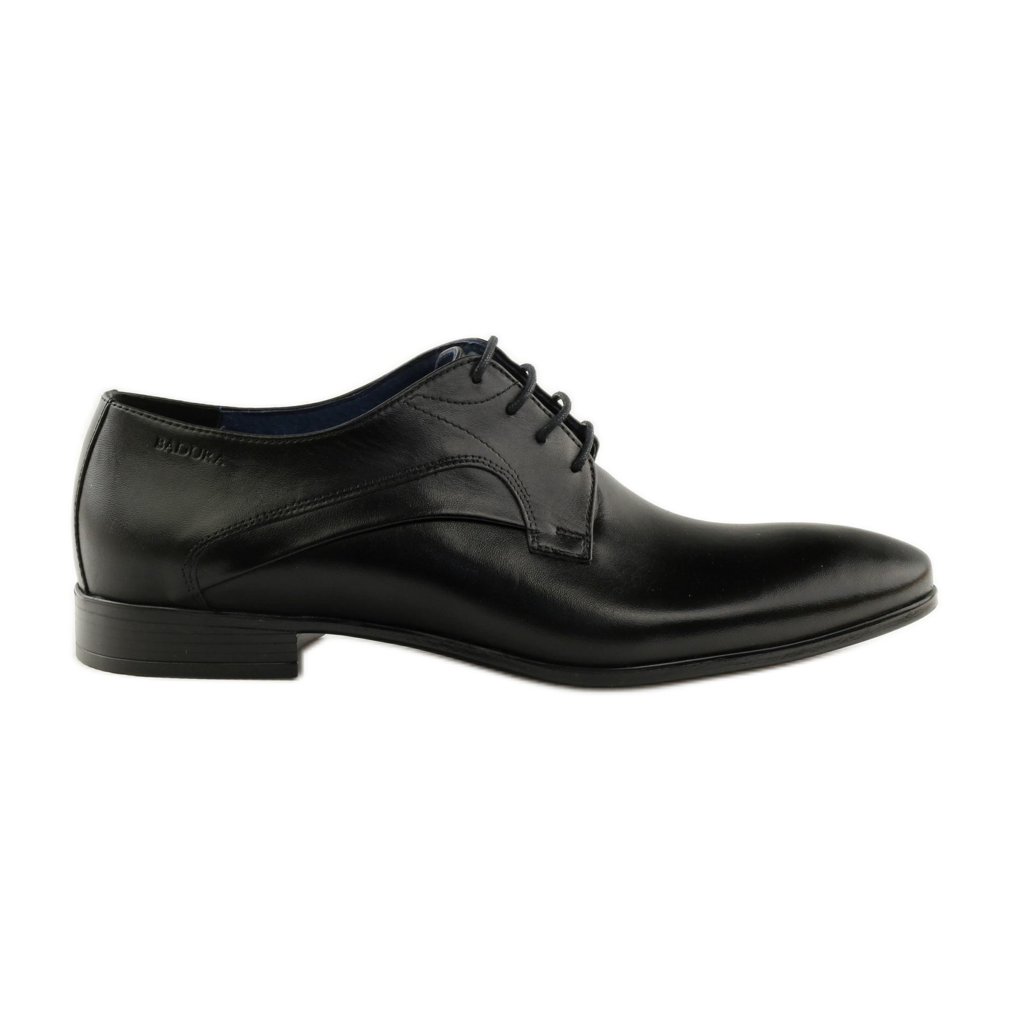 Nero Stivali pantofole Badura 7589