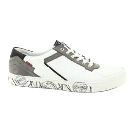 Badura 3361 scarpe sportive bianche