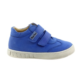 Scarpe da ragazzo per Velcro Bartuś blu