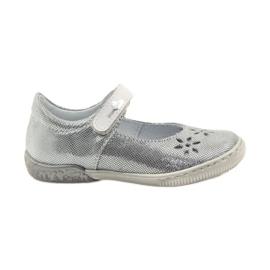 Ren But grigio Ballerine scarpe da ragazza Ren Ma 3285