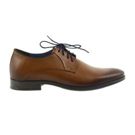 Marrone Pantofole marroni da uomo Nikopol 1644