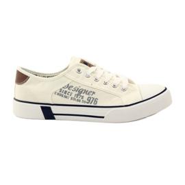 DK Sneakers sneakers 0024 bianche bianco