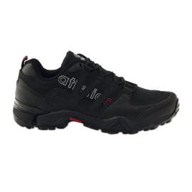 Scarpe sportive Atletico 8003 nere nero