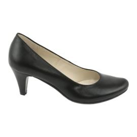 Gregors 465 scarpe da lavoro nere nero
