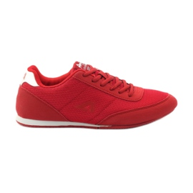 American Club Athletic jogging americano 7066 rosso