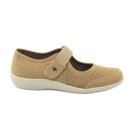 Marrone Super confortevoli scarpe Aloeloe