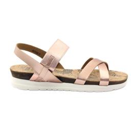 Sandali da donna Big Star 274368 rosa