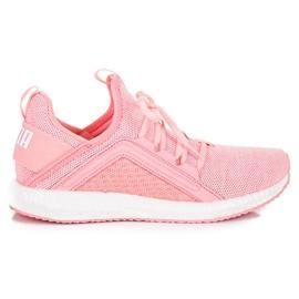 Puma Mega Nrgy Knit WN`S rosa