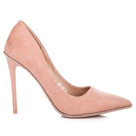 Seastar Spille in polvere alla moda rosa