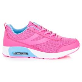 Ax Boxing rosa Scarpe sportive alla moda