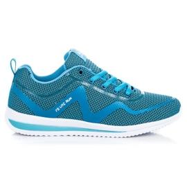 Ax Boxing blu Scarpe sportive casuali