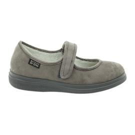 Befado scarpe da donna pu 462D001 grigio