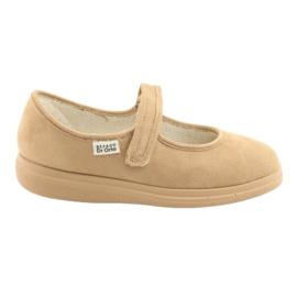 Marrone Befado scarpe da donna pu 462D003