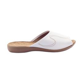 Befado scarpe da donna pu 254D058 bianco