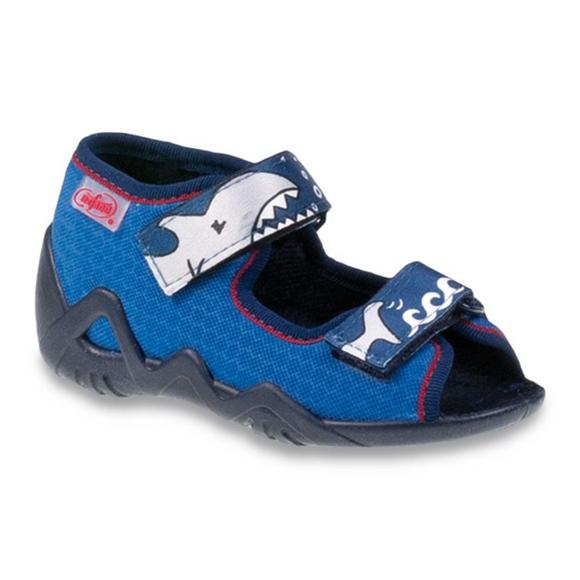 Scarpe per bambini Befado 250P069 blu