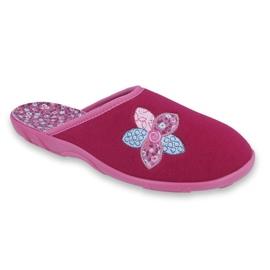 Scarpe da donna color Befado 235D156 rosa