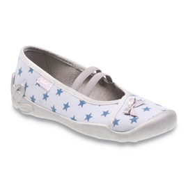 Scarpe per bambini Befado 116Y230 blu