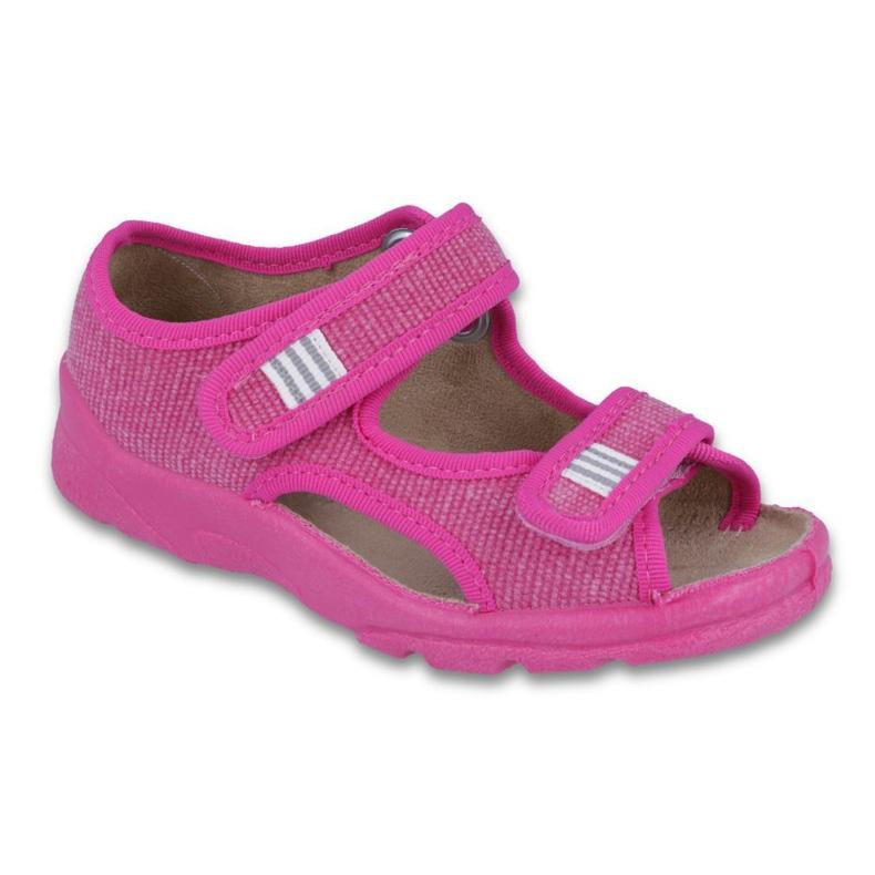 Scarpe per bambini Befado 113X009 rosa