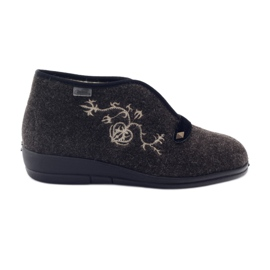 Befado scarpe da donna pu 031D027 marrone