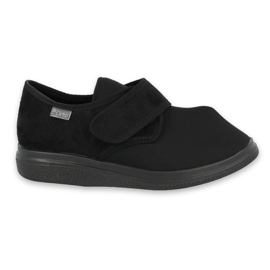 Le scarpe Befado da donna possono 036D006 nero