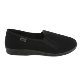Befado scarpe da uomo in pvc 001M060 nero