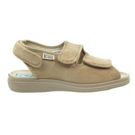 Befado scarpe da donna pu 676D004 marrone