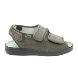 Befado scarpe da donna pu 676D006 grigio