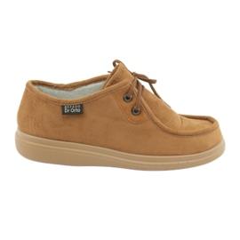 Befado scarpe da donna pu 871D005 marrone