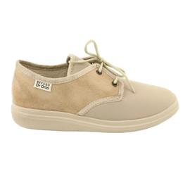 Befado scarpe da donna pu 990D002 marrone