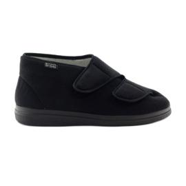 Befado scarpe da donna pu 986D003 nero